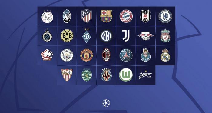 Quem são os possíveis adversários dos clubes alemães na fase de grupos da Liga dos Campeões?
