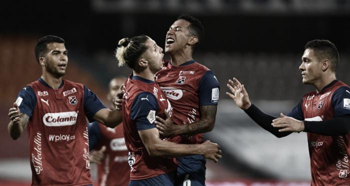 Con lo justo, Medellín venció a Chicó y sigue sumando en Liga