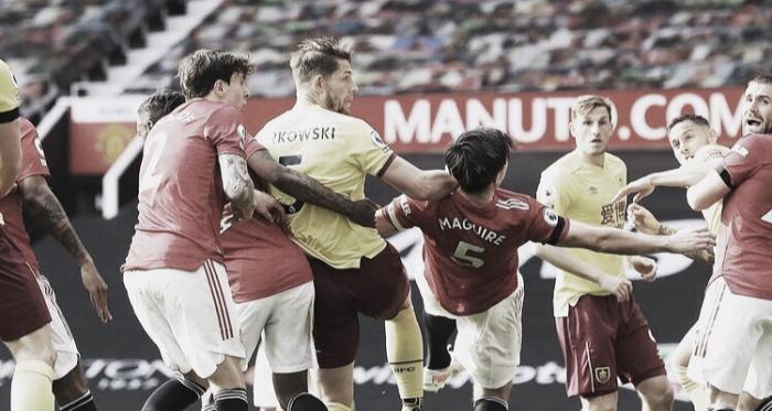 Solskjaer elogia preparo físico dos jogadores em vitória sobre Burnley