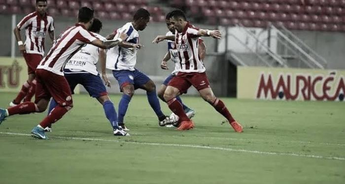 Resultado e gols Náutico x Afogados pelo Campeonato Alagoano (2-0)