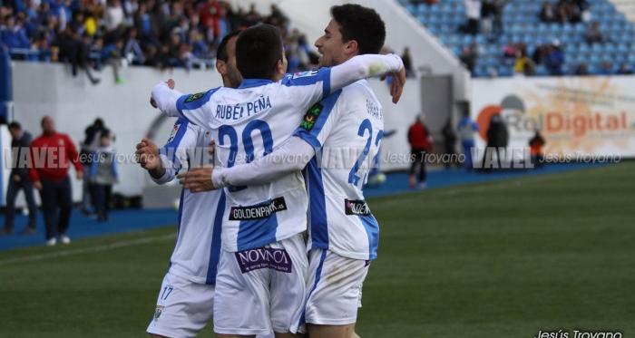 Fotos e imágenes del Leganés 3-0 Ponferradina. Jornada 35,Liga Adelante