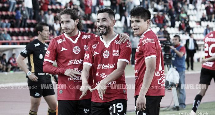 Eder Cruz marco el gol en la última jugada del encuentro para llevarse la victoria.