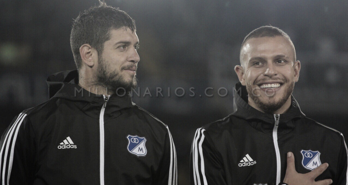 Fotomontaje: Millonarios FC