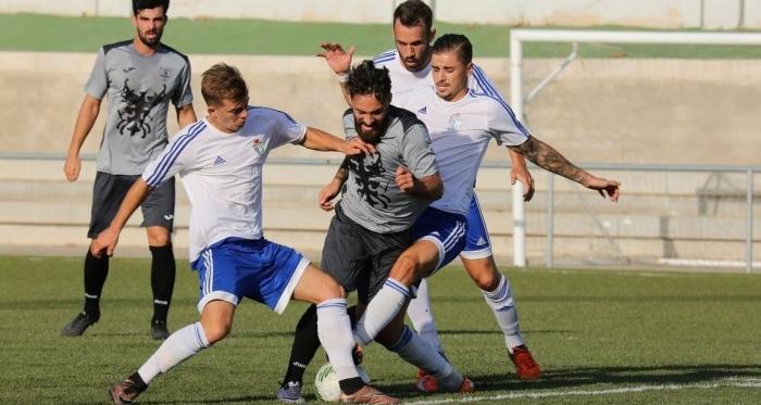 El Orihuela CF gana el derbi de la Vega Baja