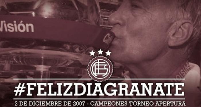 Fuente: Twitter oficial de Club Atlético Lanús