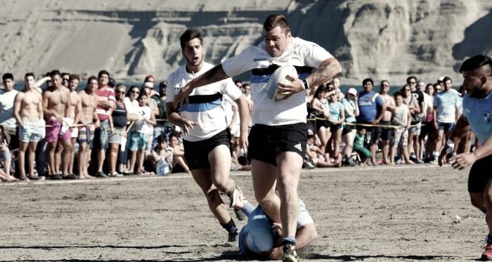 El evento demuestra el compromiso de los clubes por el crecimiento del rugby comodorense en cada edición - Fotografía: Christian Emmer