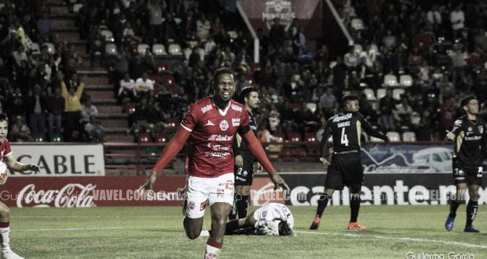 Roberto Nurse anotó uno de los tres goles, llegó a 8 dianas en el certamen y al momento es líder de goleo.