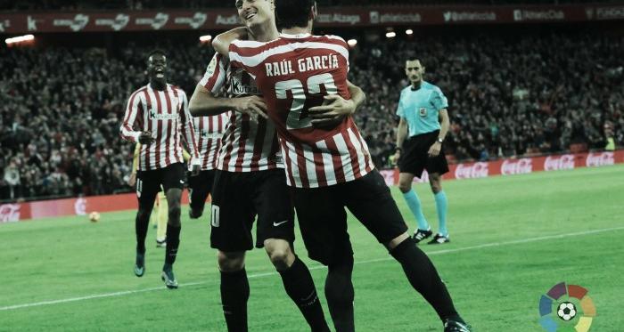 Athletic Bilbao vence Villarreal em casa pelo placar mínimo e encosta nos líderes