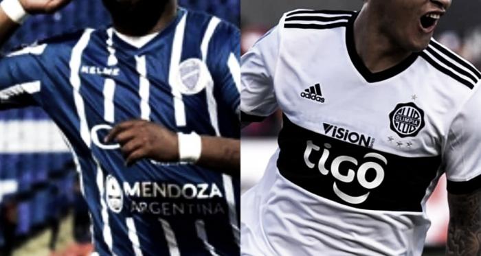 """El """"Morro"""" García y William Mendieta serán los jugadores claves. Foto: montaje de Vavel."""