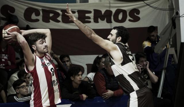 San Isidro dio el primer golpe Foto: La Liga Contenidos
