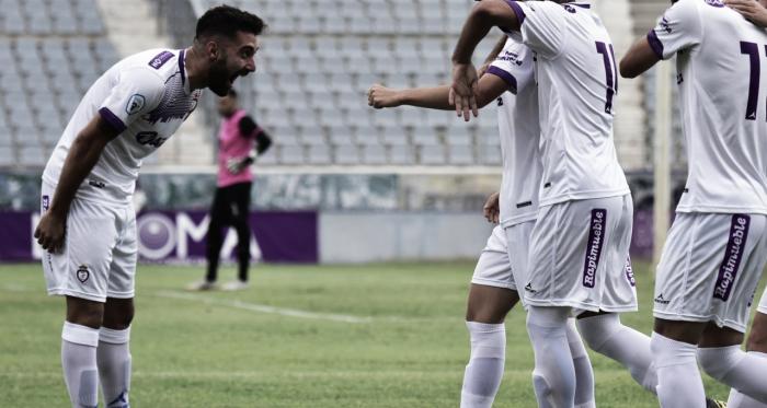 El Real Jaén arrolla a El Palo FC