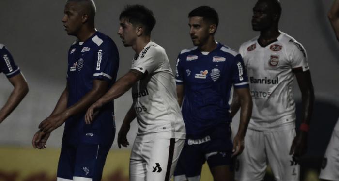 CSA só empata com Brasil de Pelotas e sai do G-4 na penúltima rodada da Série B