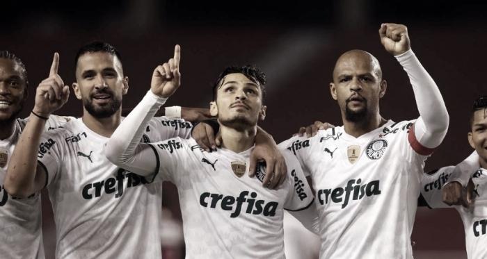 ANÁLISE: Palmeiras jogou com atitude na altitude