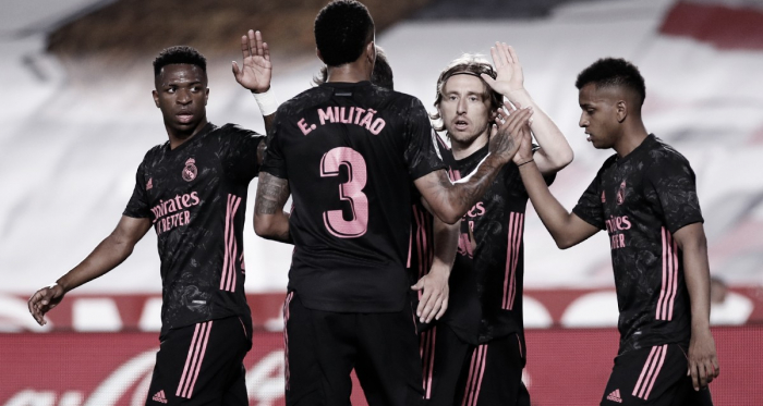 El Madrid cumple y continúa en la pelea por LaLiga
