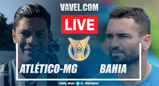 Gols e Melhores Momentos de Atlético-MG x Bahia (3-0)