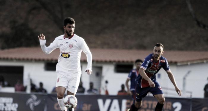 Lucas Coutinho fala sobre expectativa do Villa Nova para a fase final do Mineiro Módulo II