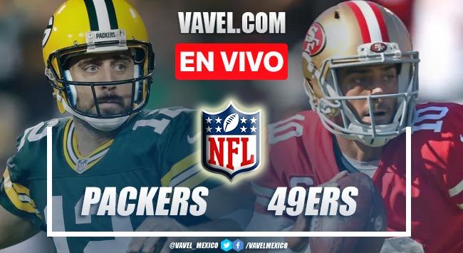 Green Bay Packers vs San Francisco 49ers EN VIVO: ¿cómo ver transmisión TV online en NFL?