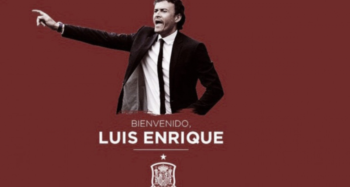 Luis Enrique será el 3er seleccionador que tenga La Roja en 3 meses | Foto: Prensa RFEF