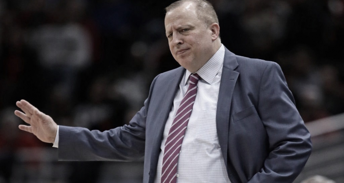 Tom Thibodeau Becomes Knicks Coach