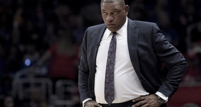 Doc Rivers Moves Up In All-Time Wins List