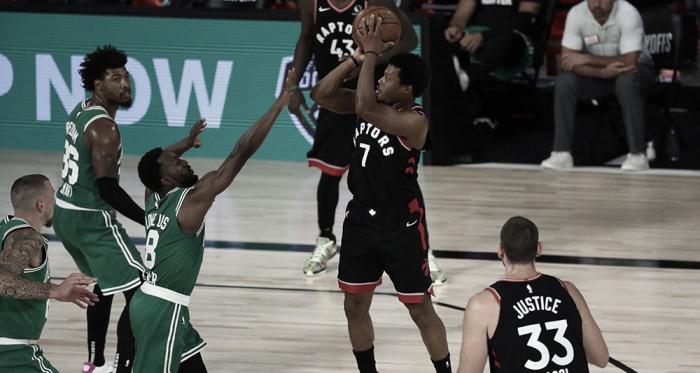Raptors Survives Double OT, Forces Game 7