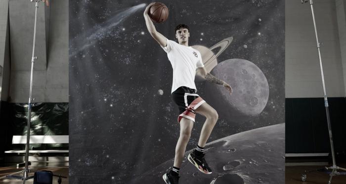 Ball Joins Puma Basketball