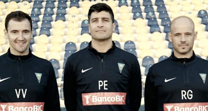 Pedro Emanuel assume o comando do Estoril // Foto: Estoril Praia