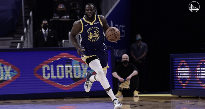 Draymond Green Comments on the Cavaliers Trading Andre Drummond