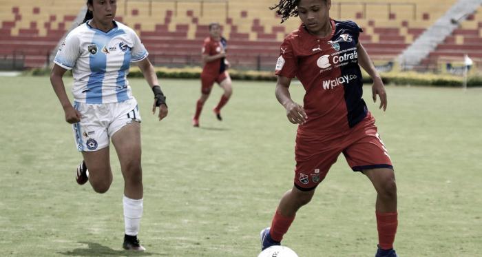 Independiente Medellín y Real San Andrés dejan la llave abierta y sin definir