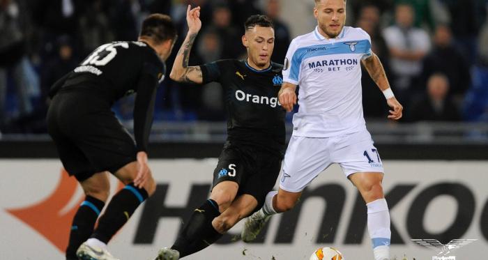 Europa League- Lazio: vittoria che vale il passaggio del turno, piegato il Marsiglia (2-1)