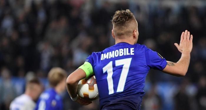 Lazio, ripartire dal derby | www.twitter.com (@EuropaLeague)