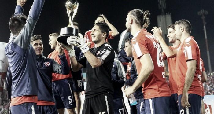 Independiente se quedó con el primer clásico del año. Foto: Web