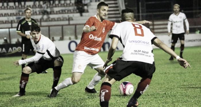 Foto: Greik Pacheco/ Divulgação Inter de Lages