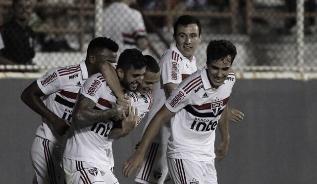 (Foto: Rubens Chiri/São Paulo FC)