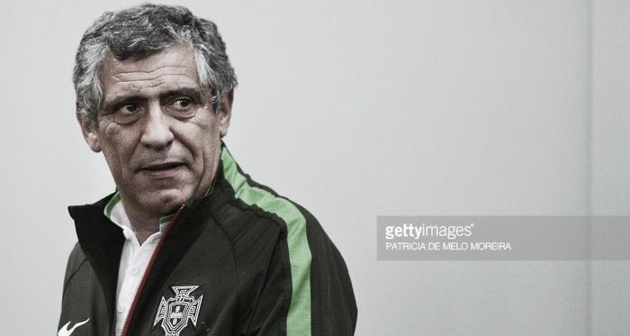 Fernando Santos divulgará os 23 eleitos dia 17 de Maio.