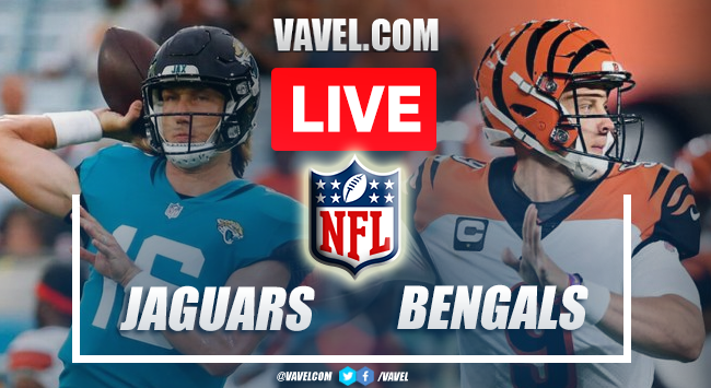 Highlights and Touchdowns Jaguars 21-24 Bengals on NFL 2021