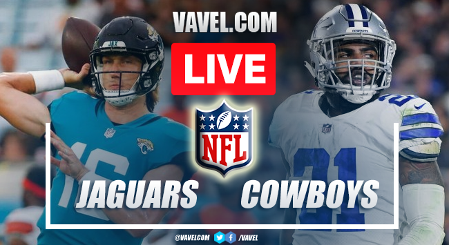 Highlights and Touchdowns: Jaguars 34-14 Cowboys in NFL Preseason