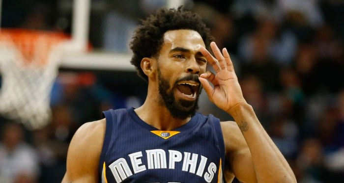 Mike Conley out 6-8 weeks with fractured vertabrae