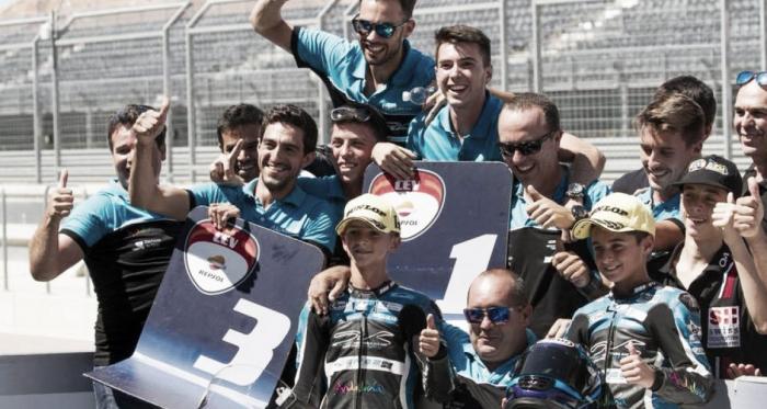 Jerez Andalucía Motor Talent, cada vez más alto.   Foto: Jerez Andalucía Motor Talent
