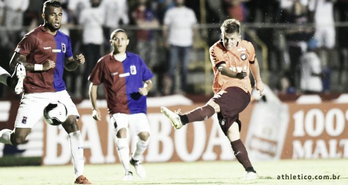 Miguel Locatelli / Athletico-PR