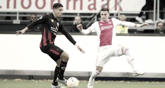 Excelsior 1 - Ajax 7 Foto:@AFCAjax