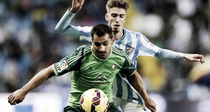 Málaga CF - Celta de Vigo: cumplir los propósitos del nuevo año
