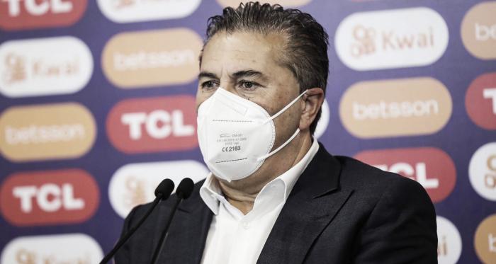 """José Peseiro: """"Estoy orgulloso de lo que los muchachos hicieron en esta Copa América"""""""