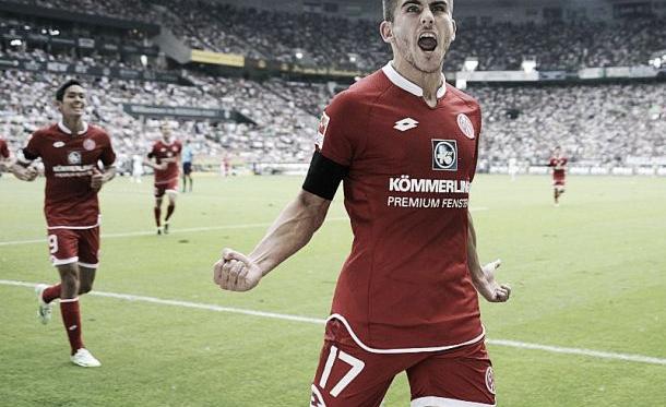 Borussia Mönchengladbach 1-2 1. FSV Mainz 05: Clinical visitors punish toothless Foals