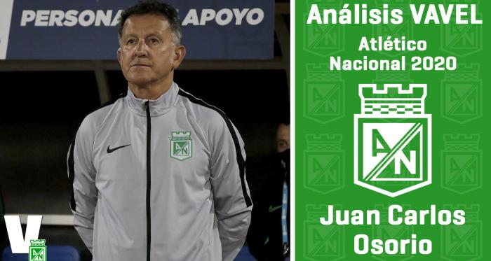 Análisis VAVEL, Atlético Nacional 2020: Juan Carlos Osorio