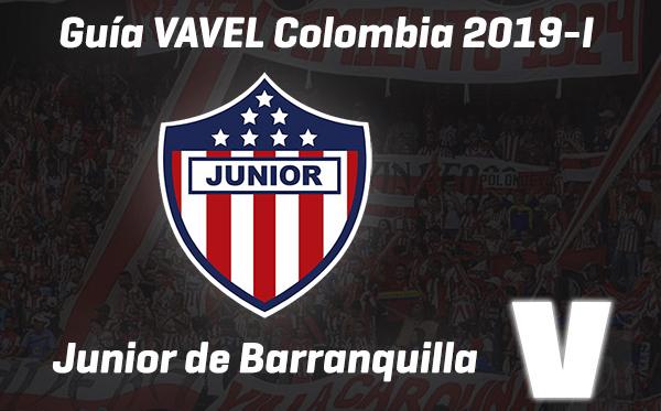 Guía VAVEL Liga Águila 2019-I: Junior de Barranquilla
