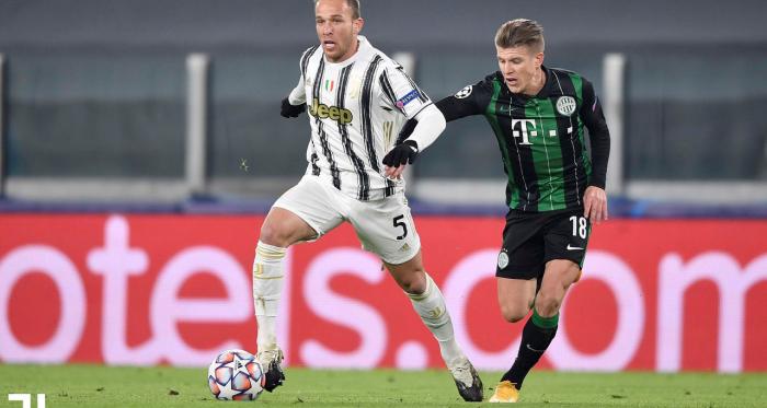 Morata al 92' manda la Juve agli ottavi: Ferencvaros battuto 2-1