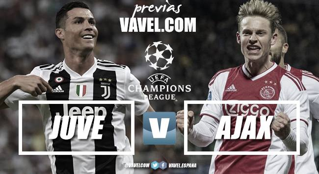 Resultato Juventus - Ajax in Champions League 2019