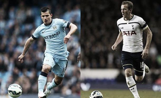 Artilheiros da Premier League: «Hat-trick» de Aguero deixa Harry Kane para trás