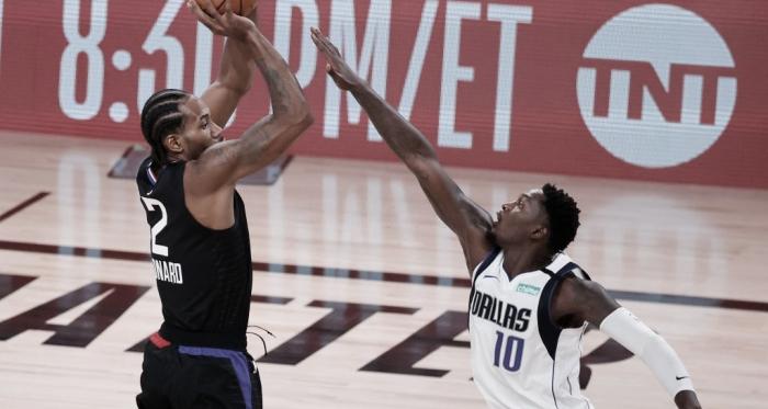 Crónica NBA: el Kawhi más letal elimina a los Mavericks